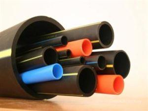 Цена на водопроводные трубы