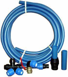Что нужно знать об элементах и схеме водопровода